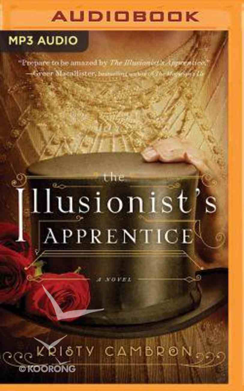 The Illusionist's Apprentice (Unabridged, Mp3) CD