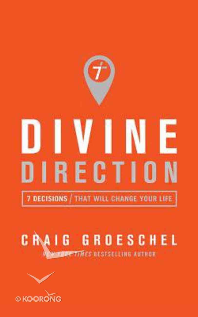 Divine Direction (Unabridged, 4 Cds) CD