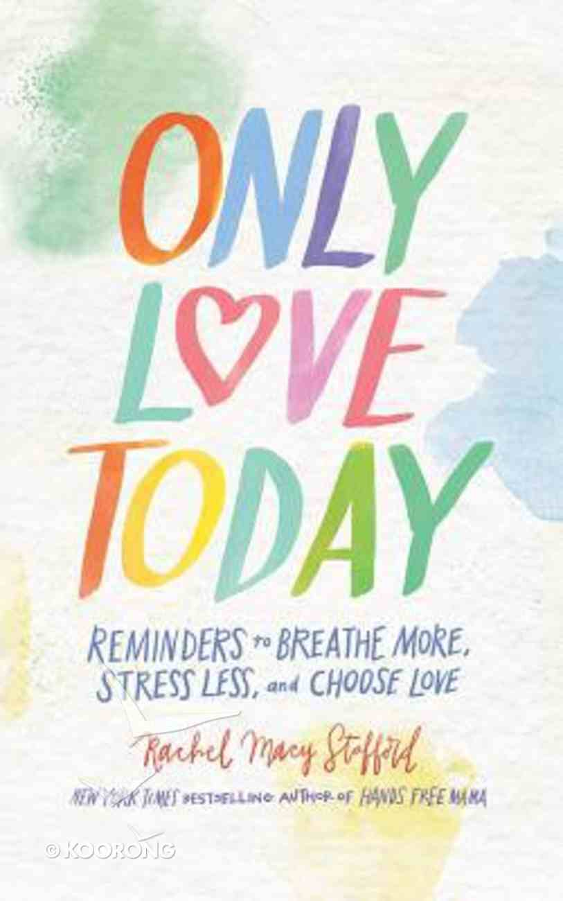 Only Love Today (Unabridged, 5 Cds) CD
