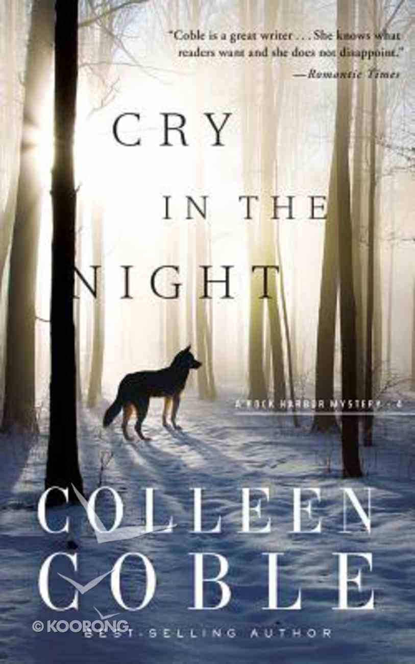 Cry in the Night (Unabridged, 7 CDS) (#04 in Rock Harbor Audio Series) CD