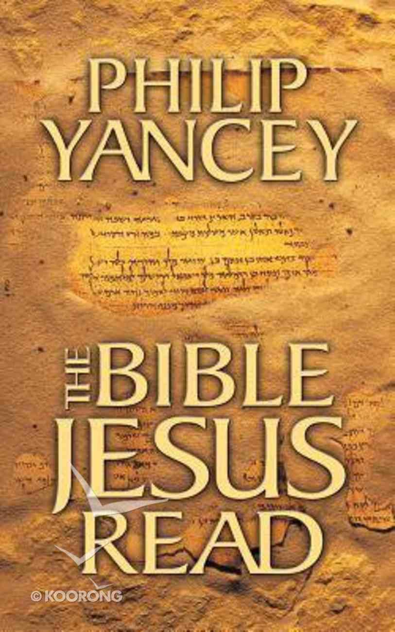 The Bible Jesus Read (Unabridged, 3 Cds) CD