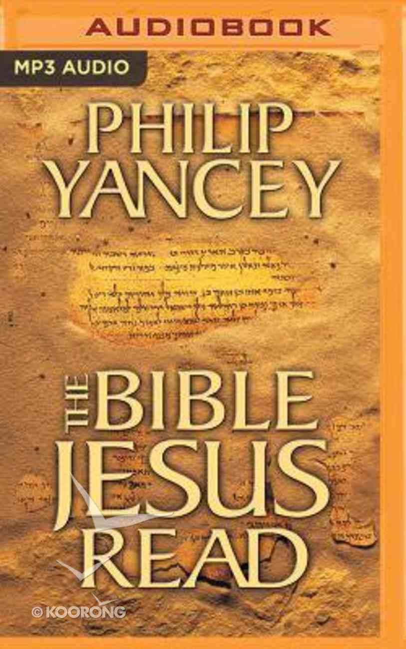 The Bible Jesus Read (Unabridged, Mp3) CD