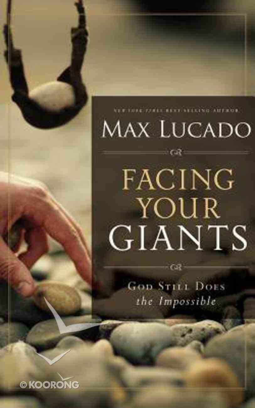 Facing Your Giants: God Still Does the Impossible (Abridged, 3 Cds) CD