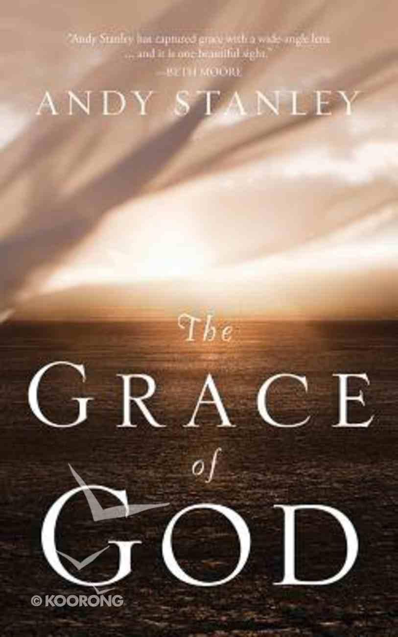 The Grace of God (Unabridged, 6 Cds) CD