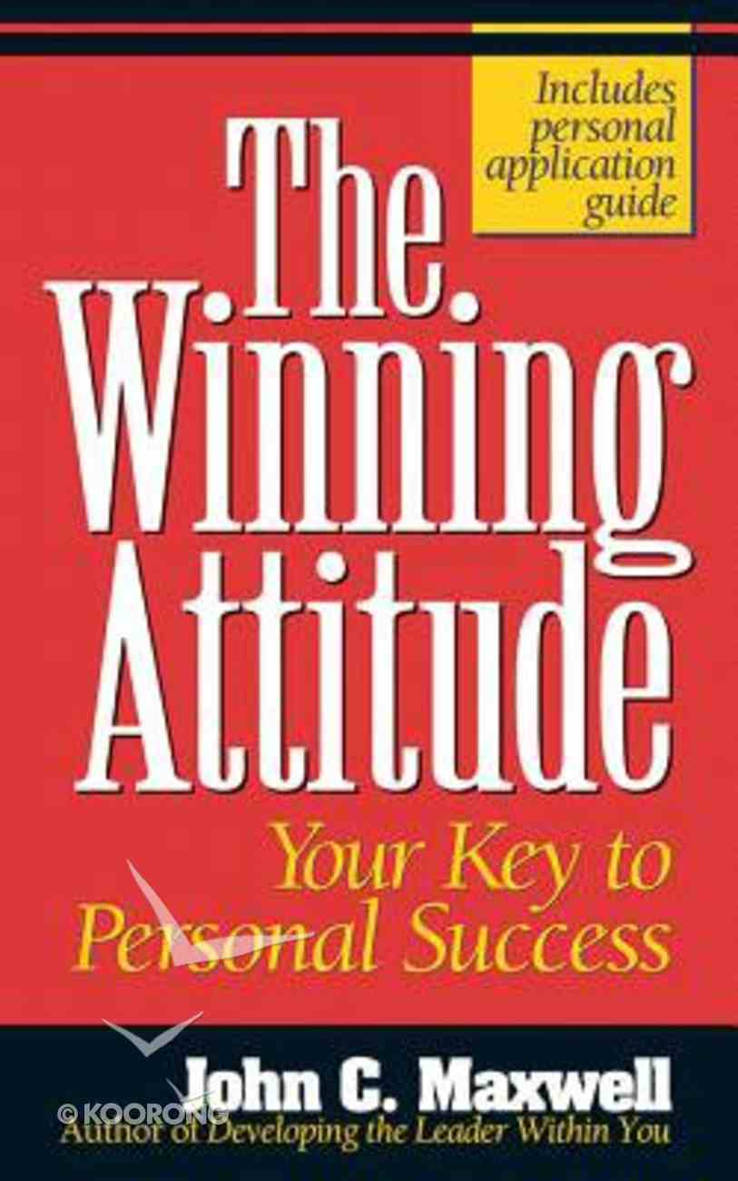 The Winning Attitude: Your Key to Personal Success (Unabridged, 2 Cds) CD