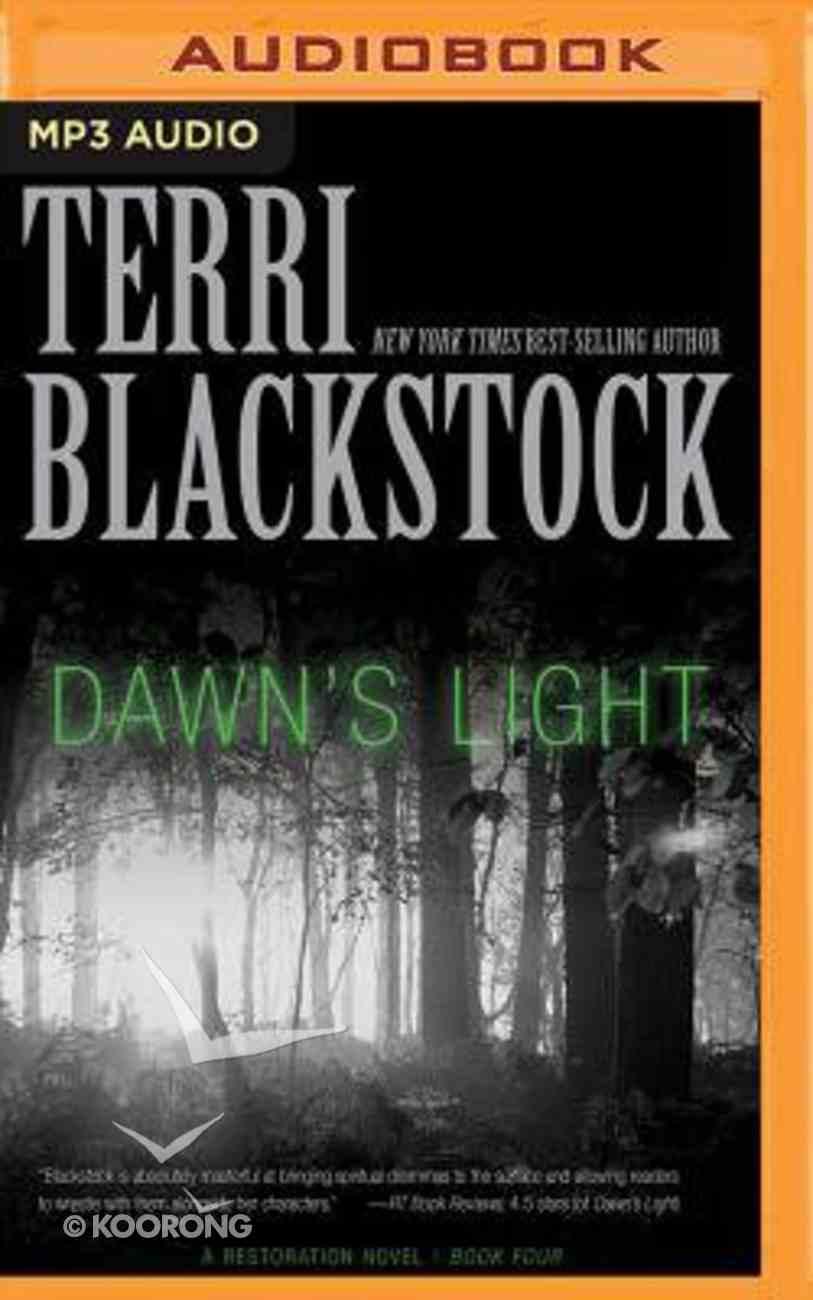 Dawn's Light (Unabridged, MP3) (#04 in Restoration Novels Audio Series) CD