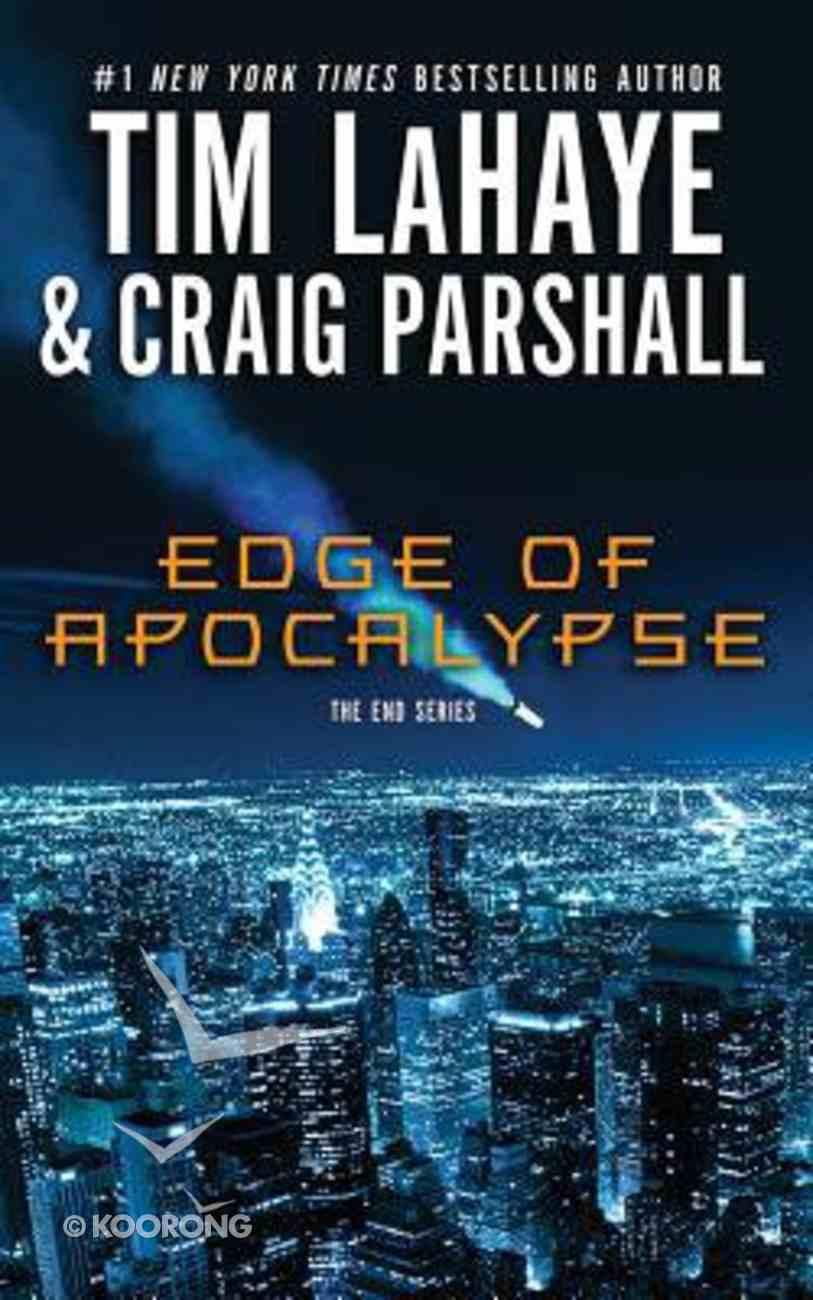 Edge of Apocalypse (Unabridged, 10 CDS) (#01 in End Audio Series) CD
