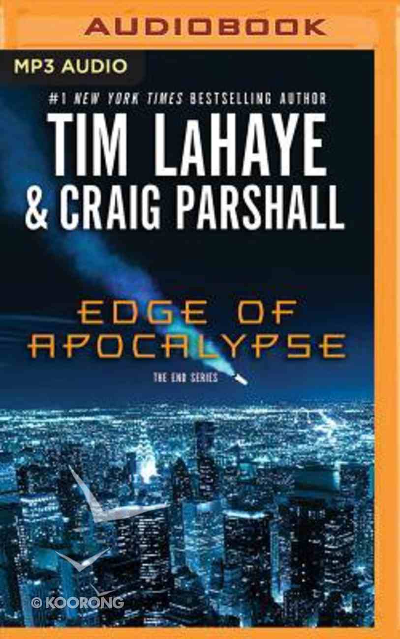 Edge of Apocalypse (Unabridged, MP3) (#01 in End Audio Series) CD