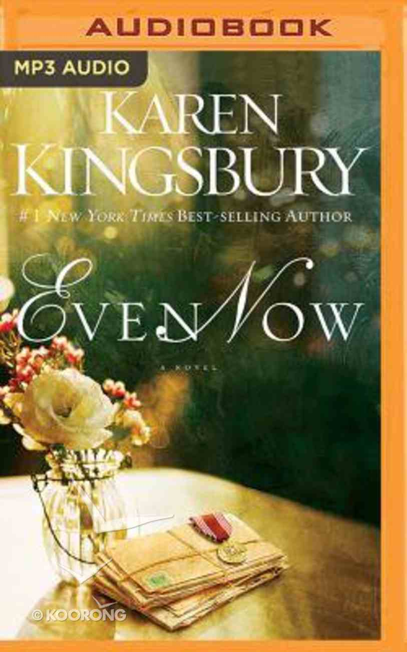 Even Now (Unabridged, MP3) (#01 in Lost Love Audio Series) CD