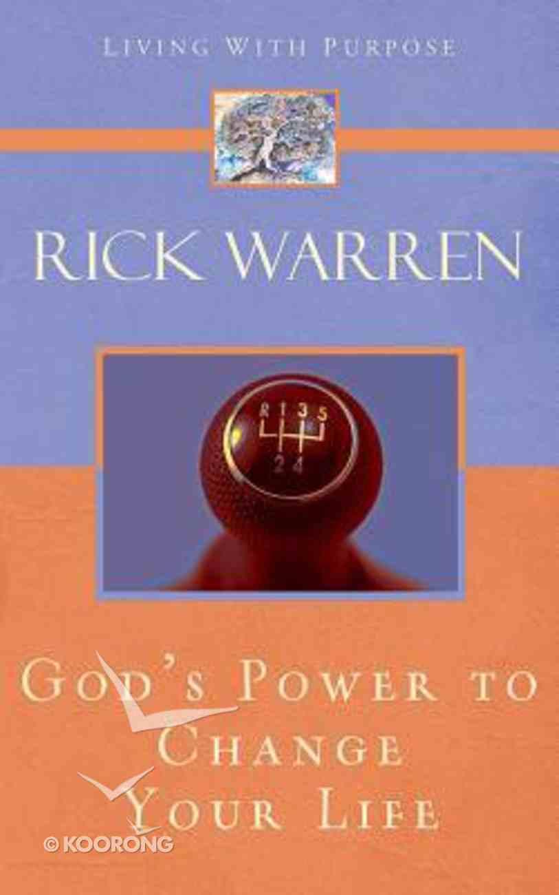 Lwpau: God's Power to Change Your Life (Unabridged, 5 Cds) CD
