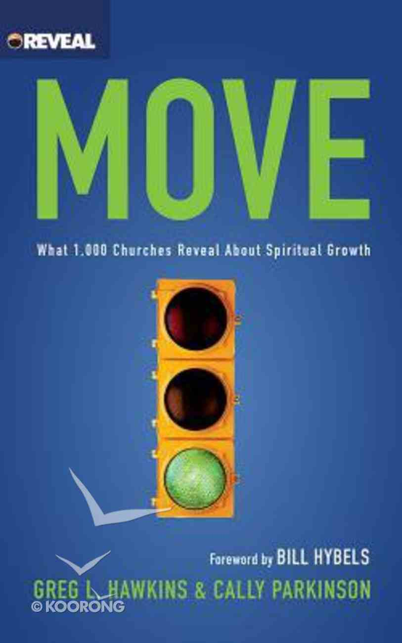Move: What 1,000 Churches Reveal About Spiritual Growth (Unabridged, 9 Cds) CD