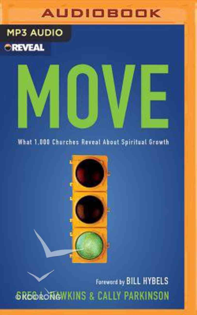 Move: What 1,000 Churches Reveal About Spiritual Growth (Unabridged, Mp3) CD