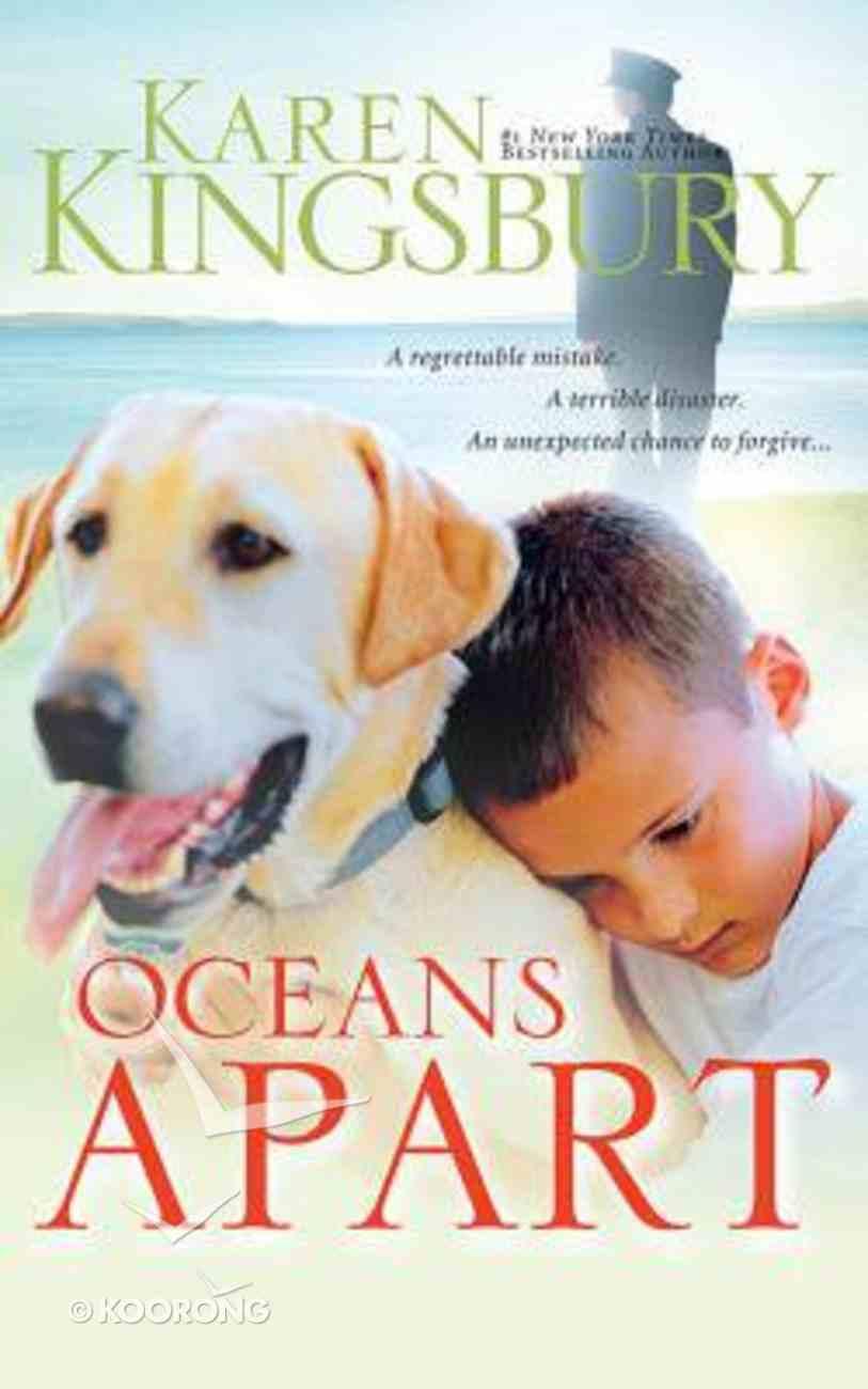 Oceans Apart (Unabridged, 10 Cds) CD