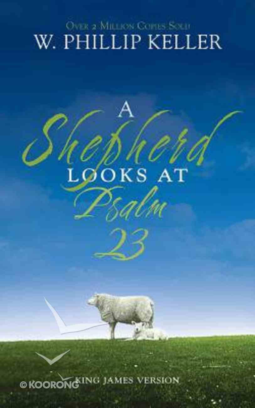 A Shepherd Looks At Psalm 23 (Unabridged, 4 Cds) CD