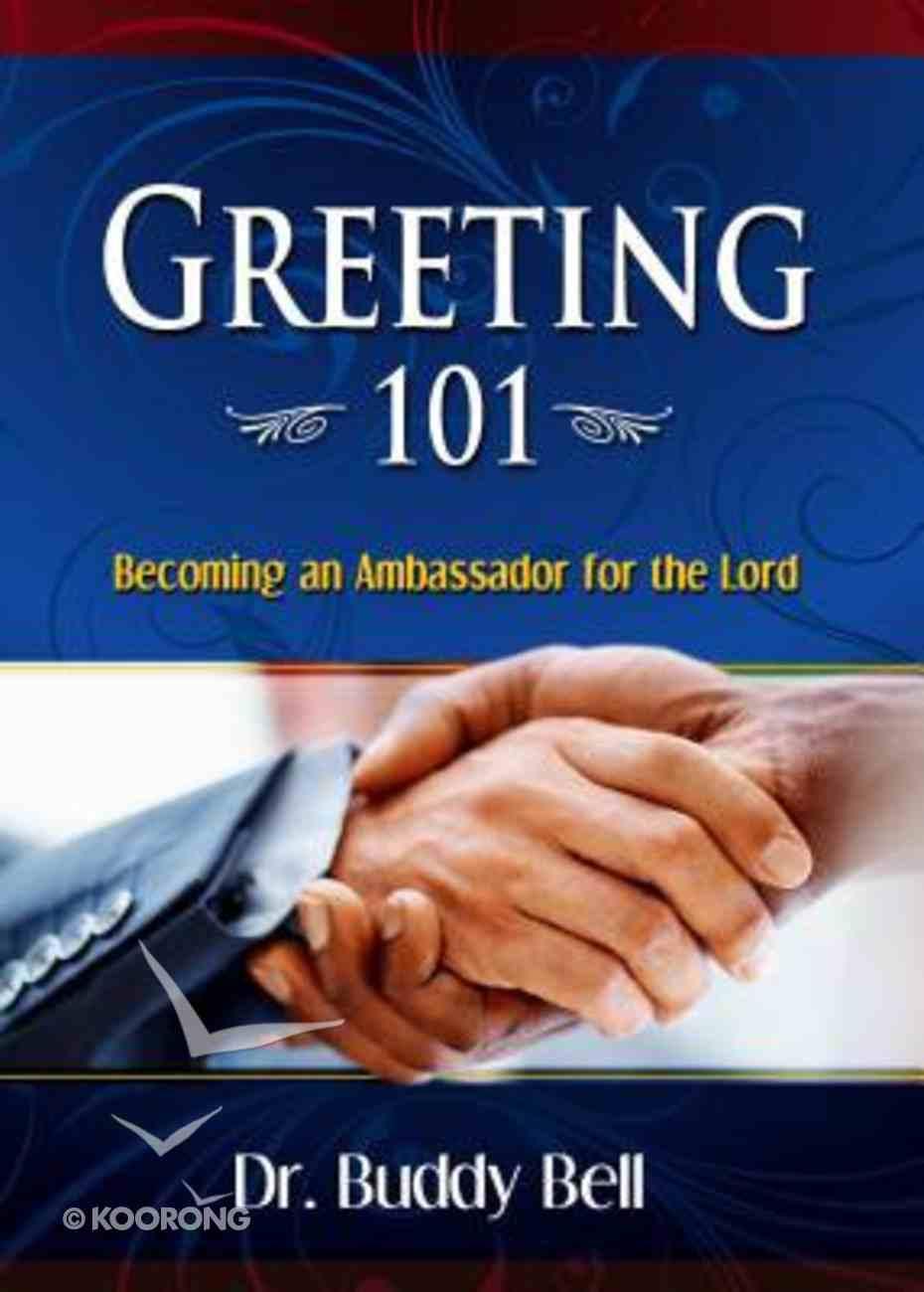 Greeting 101 Paperback