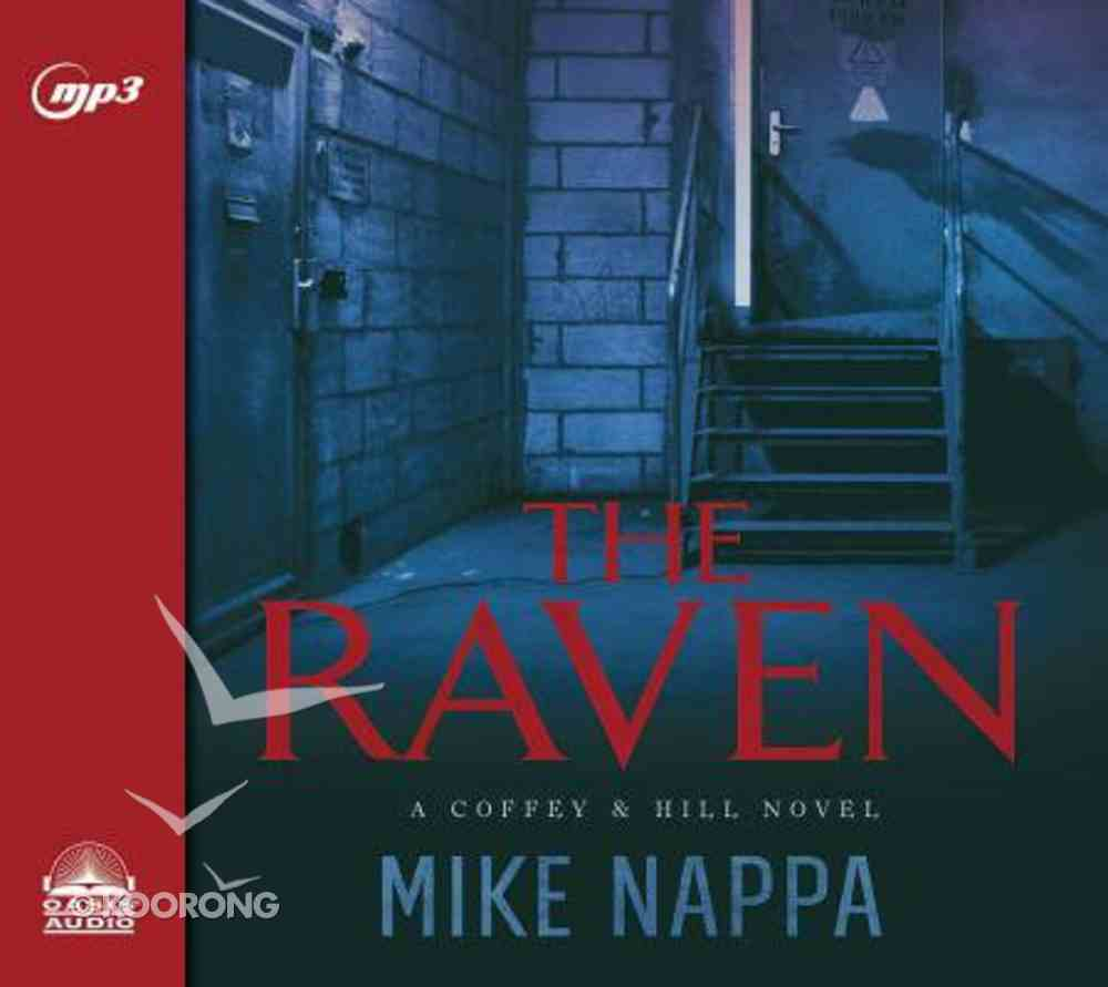 The Raven (Unabridged, 10 CDS) (#02 in Coffey & Hill Audio Series) CD
