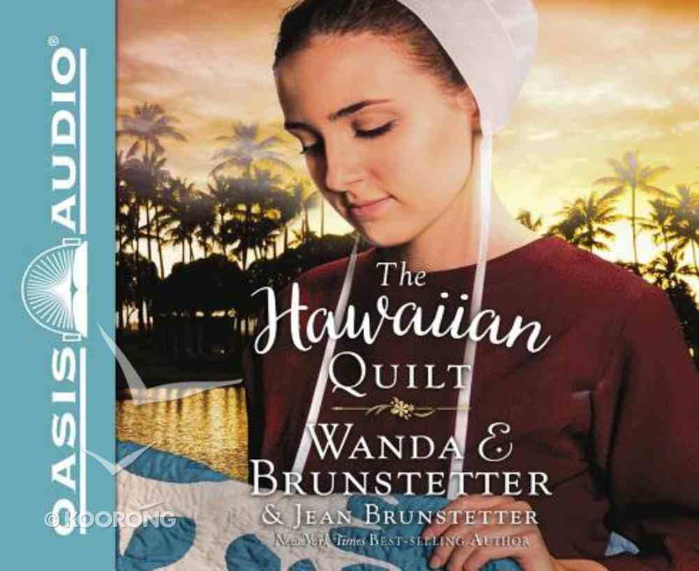 The Hawaiian Quilt (Unabridged, 8 Cds) CD