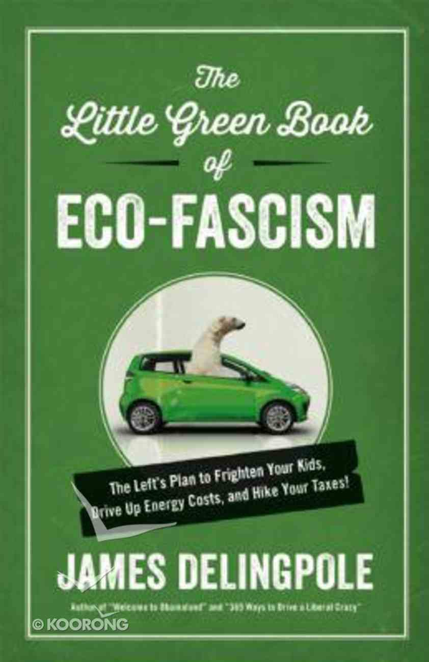 The Little Green Book of Eco-Fascism Hardback