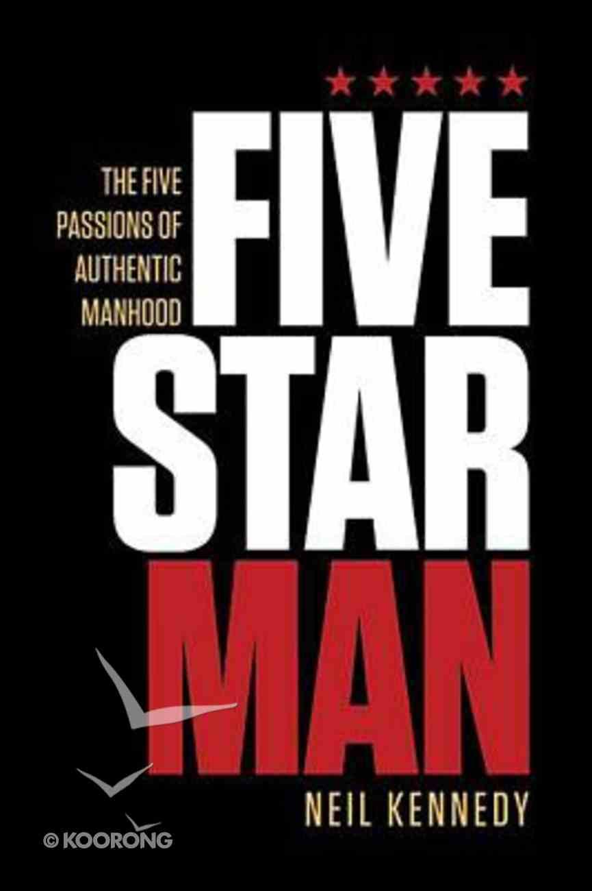 Fivestarman Paperback