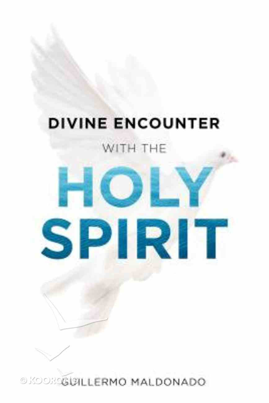 Divine Encounter With the Holy Spirit Paperback