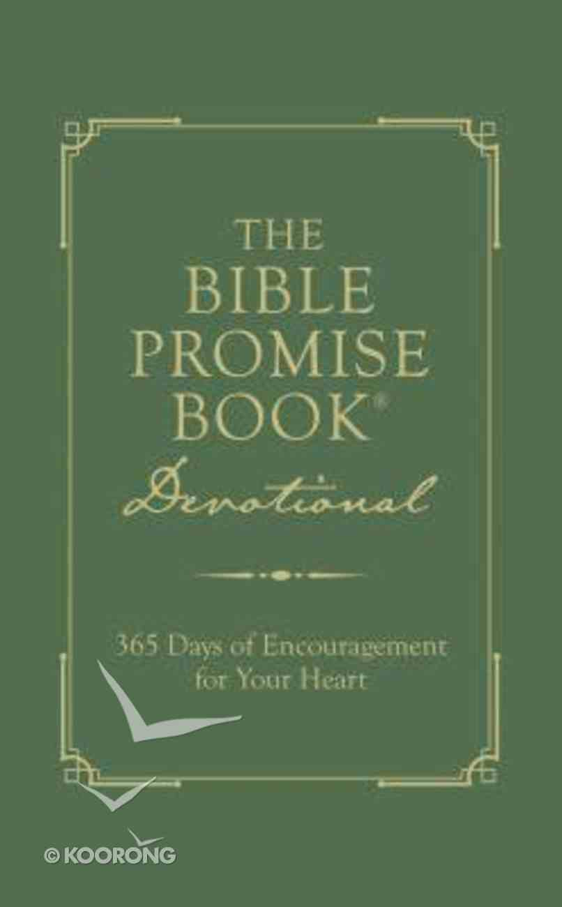 The Bible Promise Book Devotional: 365 Days of Encouragement For Your Heart Paperback