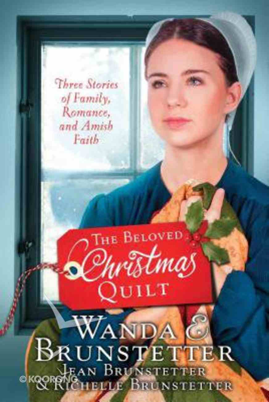 3in1: The Beloved Christmas Quilt Paperback