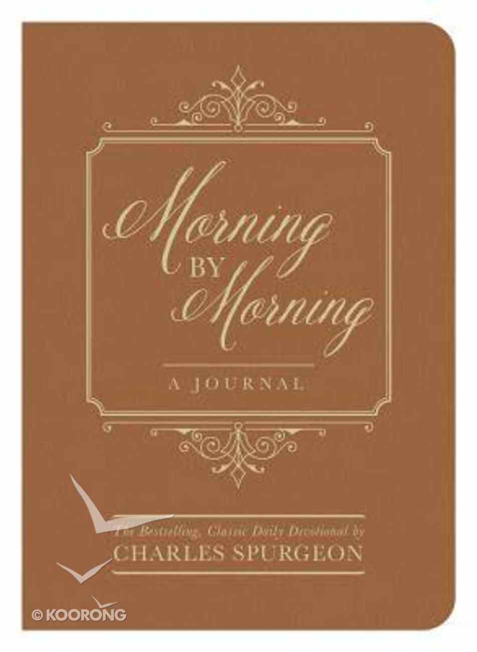 Morning By Morning: The Bestselling, Classic Daily Devotional Paperback