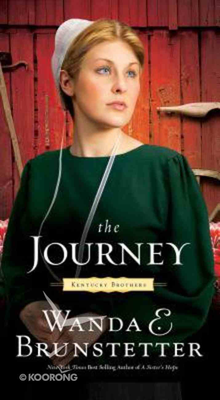 The Journey (#01 in Kentucky Brothers Series) Mass Market