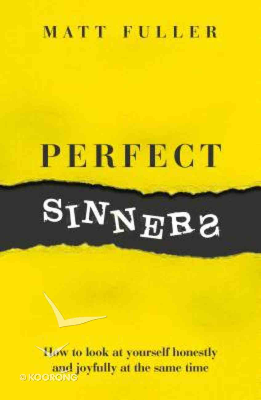 Perfect Sinners Paperback