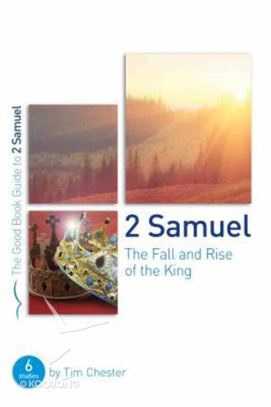 2 Samuel: The Fall and Rise of the King (The Good Book Guides Series) Paperback