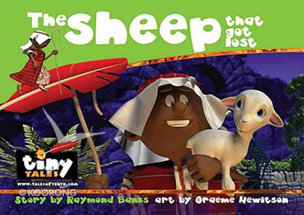 The Sheep That Got Lost (Tiny Tales Series) Paperback