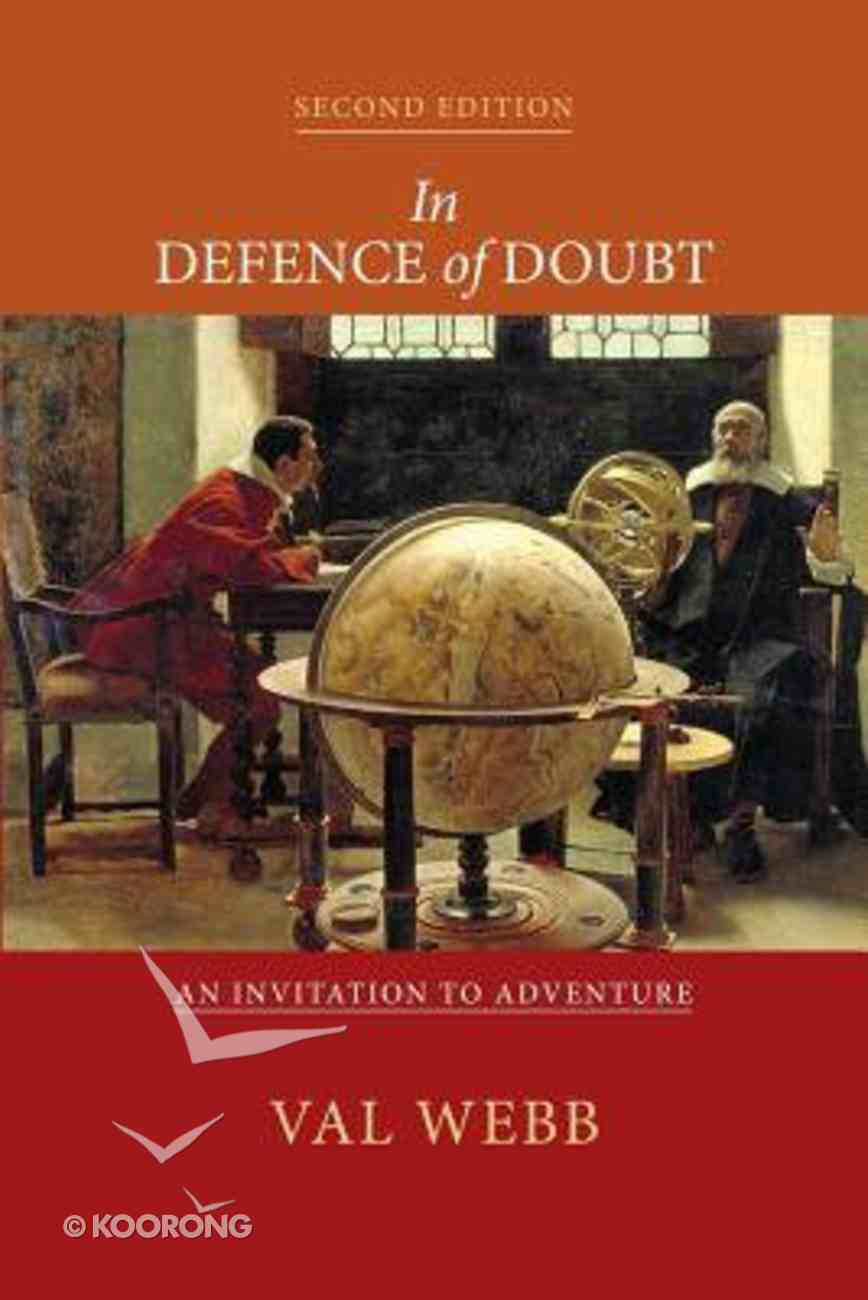 In Defence of Doubt Paperback