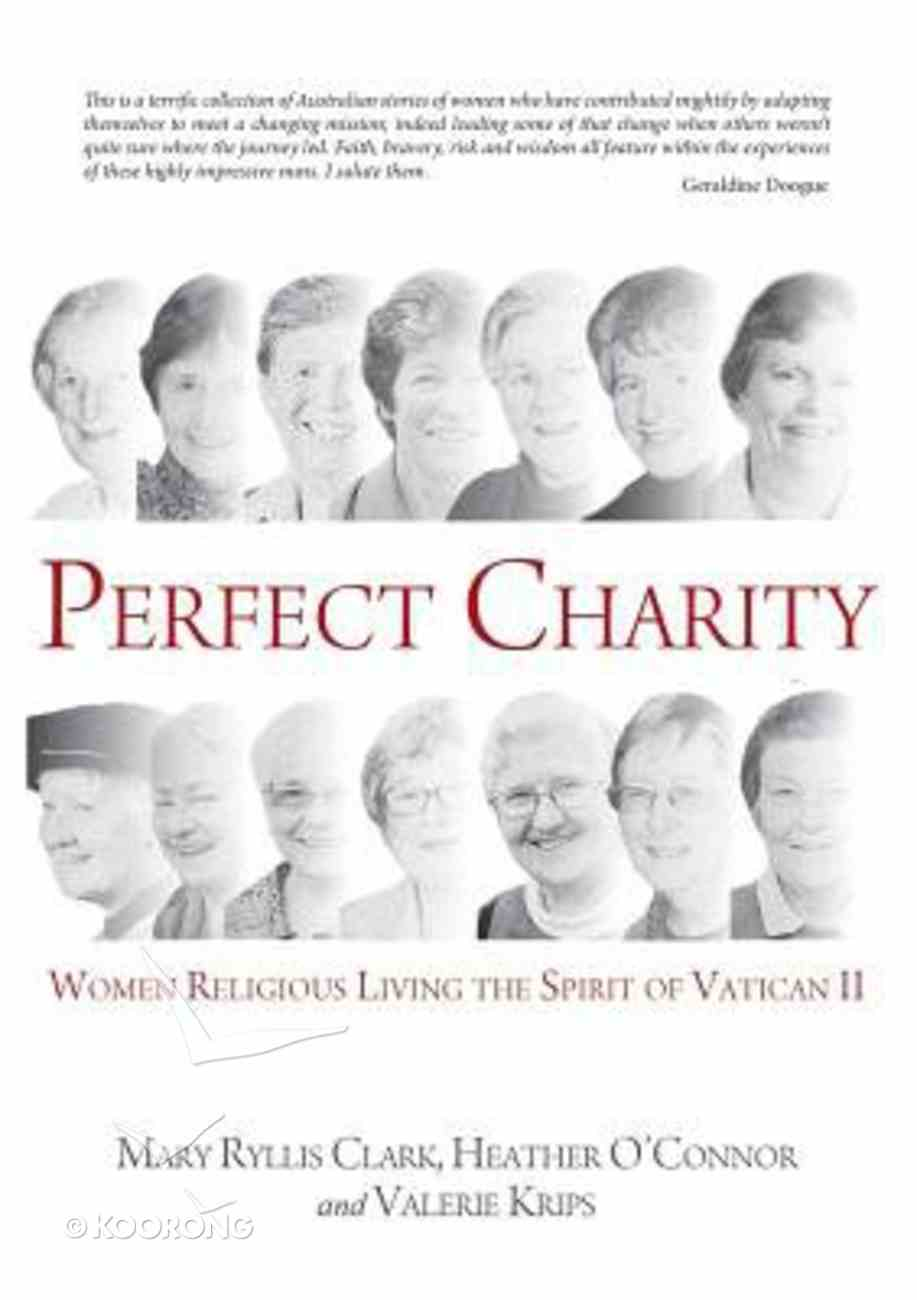 Perfect Charity Paperback