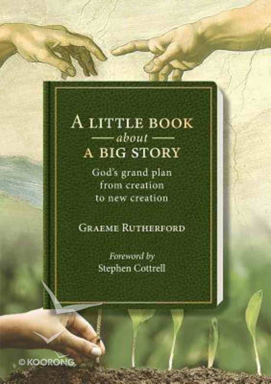 A Little Book About a Big Story Paperback