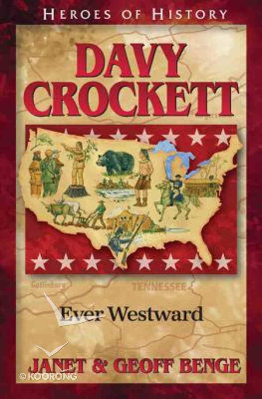 Davy Crockett Paperback