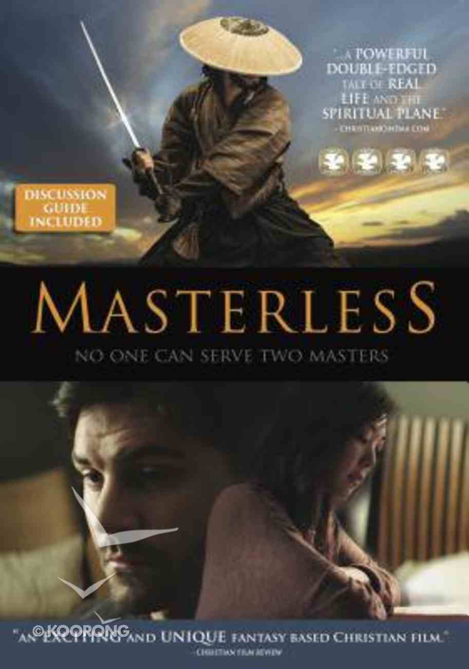 Masterless: No One Can Serve Two Masters DVD