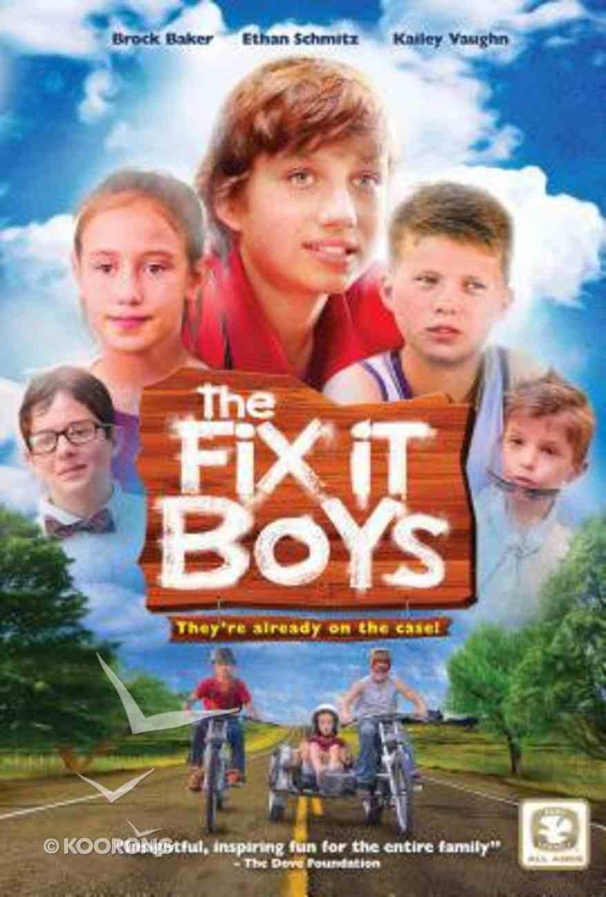 The Fix It Boys DVD