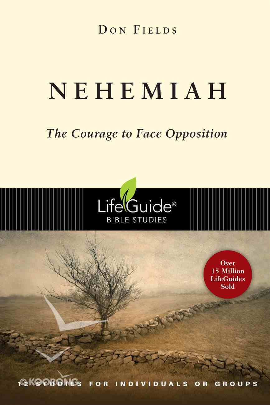 Nehemiah (Lifeguide Bible Study Series) Paperback