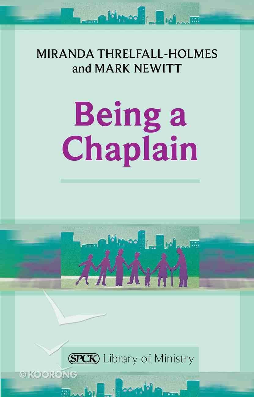 Being a Chaplain eBook
