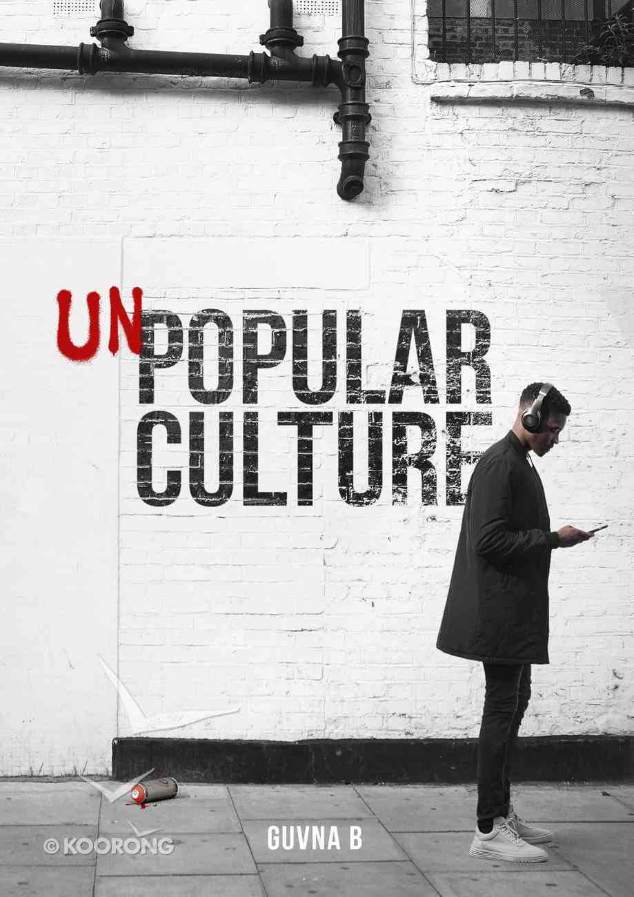 Unpopular Culture Paperback