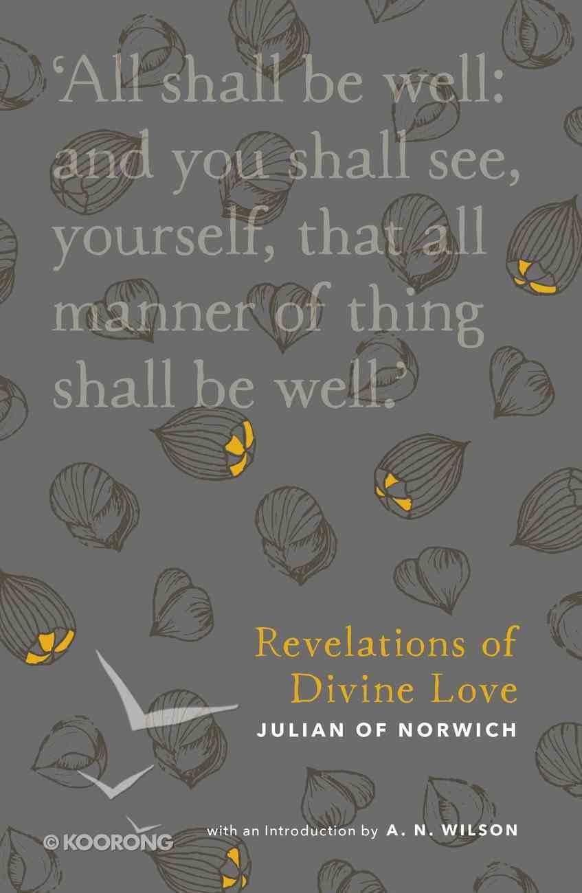 Revelations of Divine Love Paperback