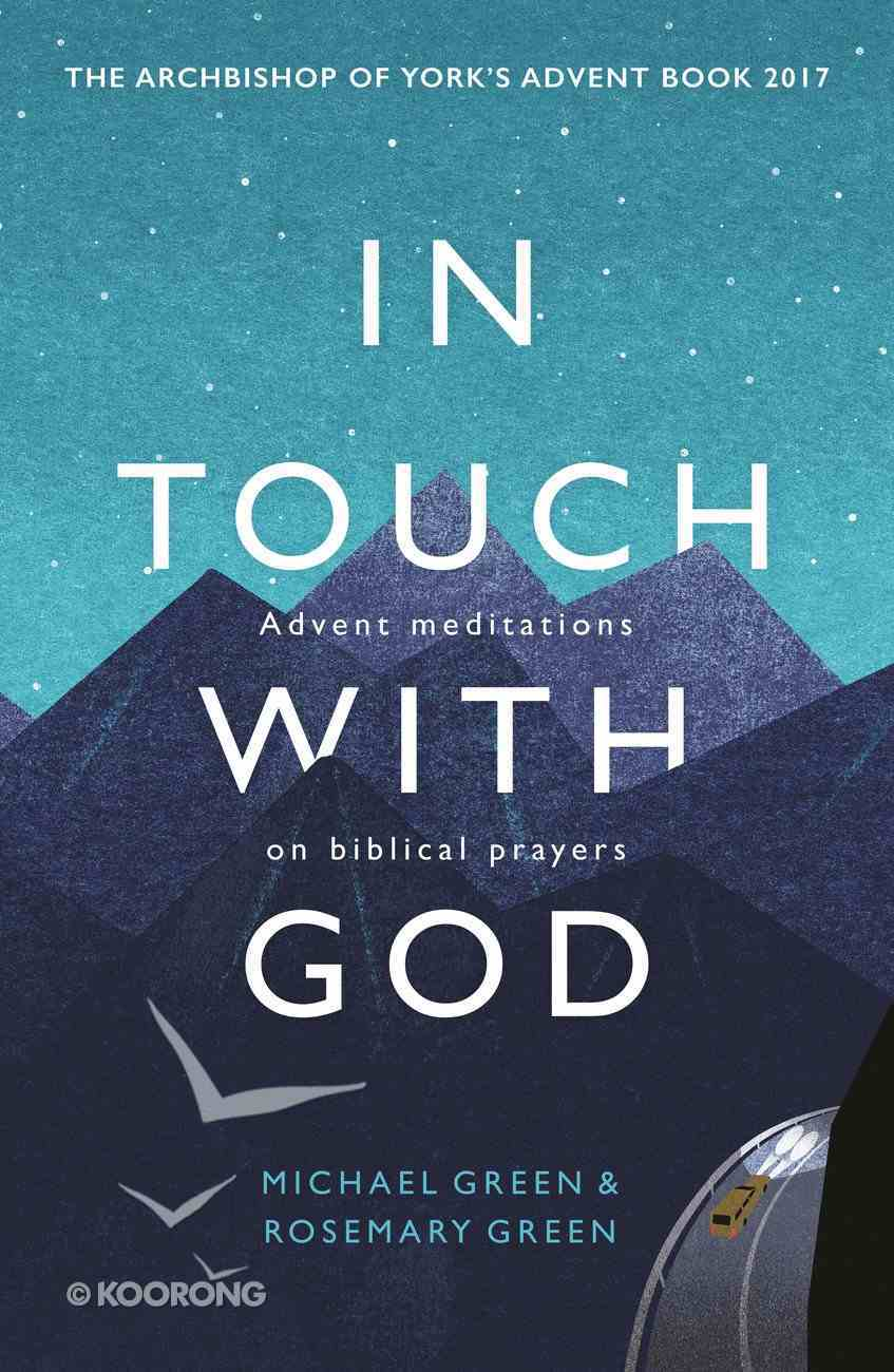 In Touch With God Paperback