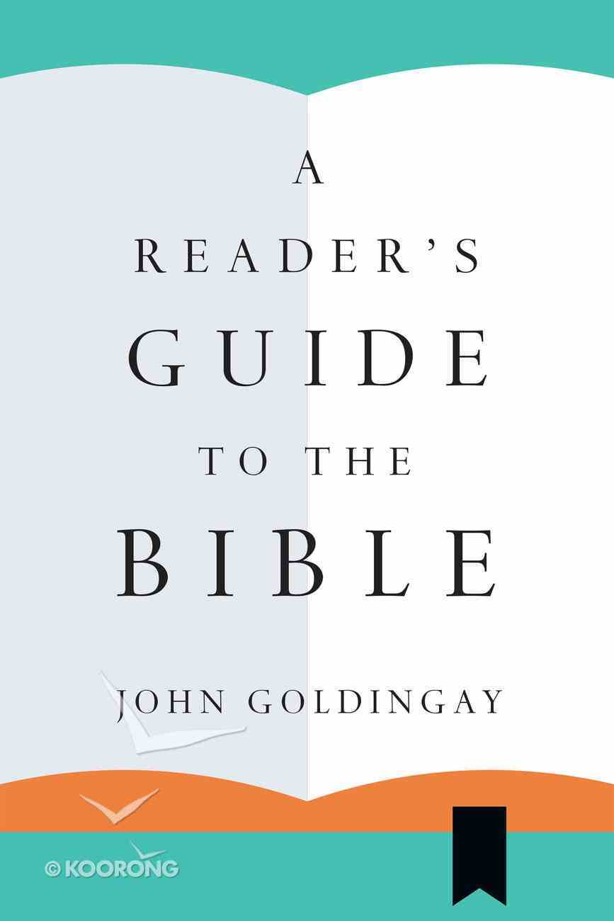 A Reader's Guide to the Bible Paperback