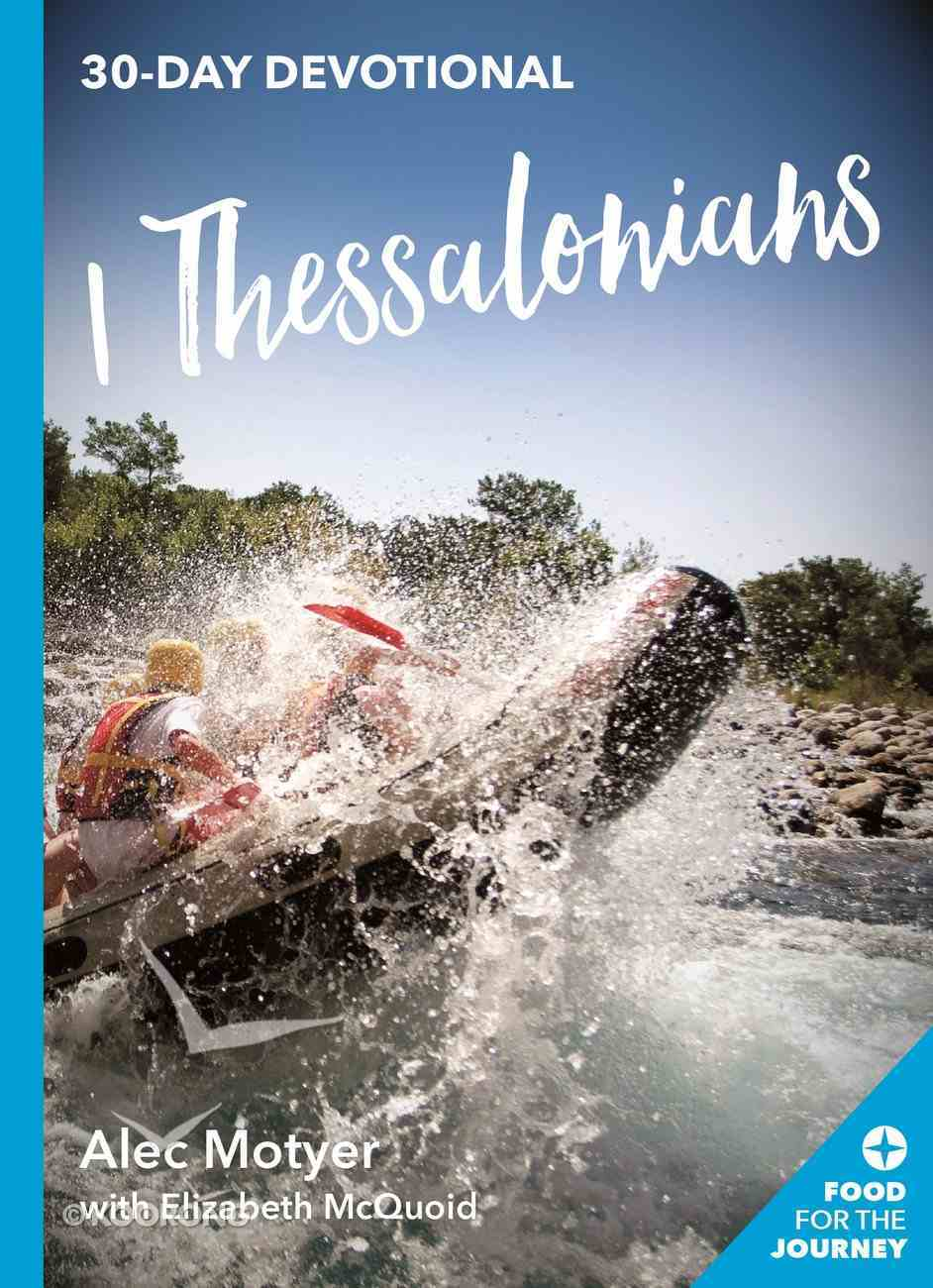 1 Thessalonians (Food For The Journey Series) Paperback