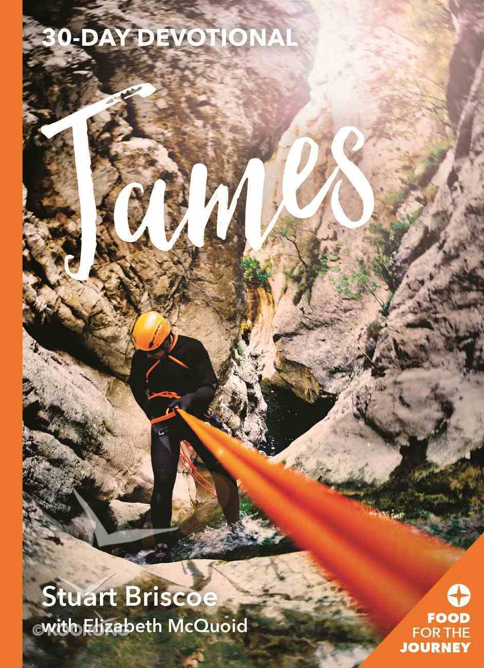 James (Food For The Journey Series) Paperback