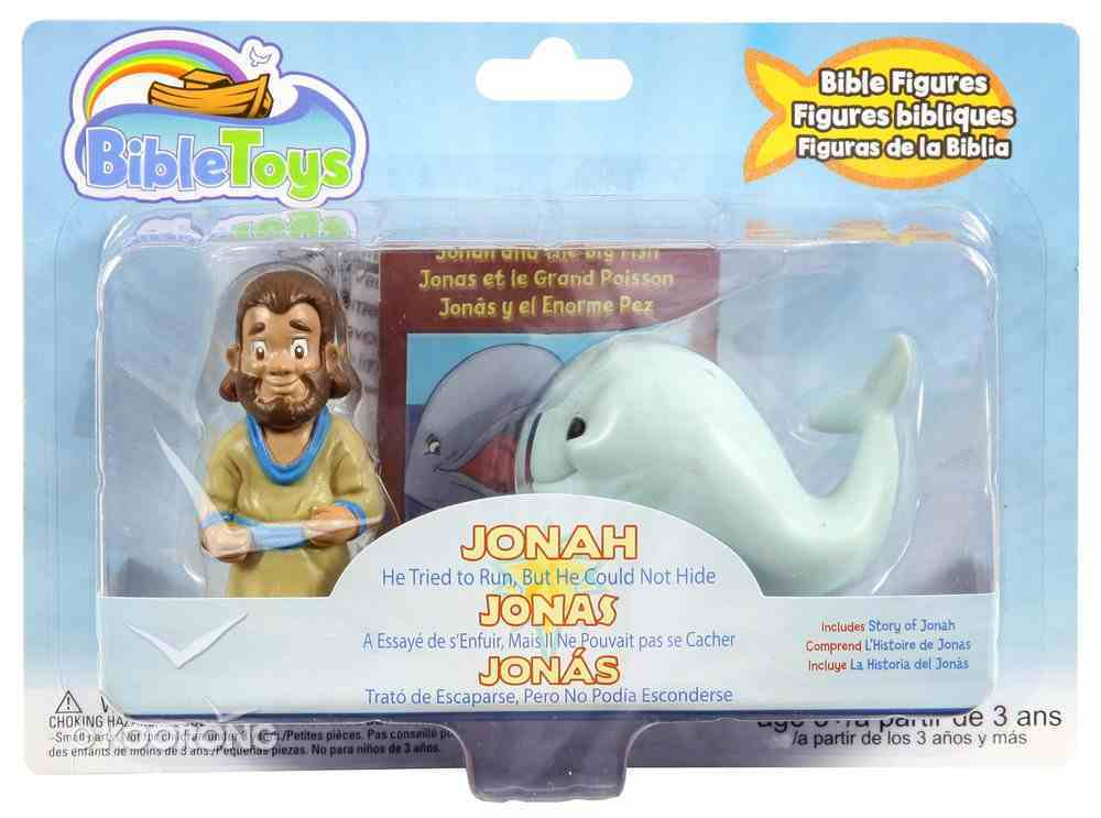 Jonah and the Big Fish (Tales Of Glory Toys Series) Game