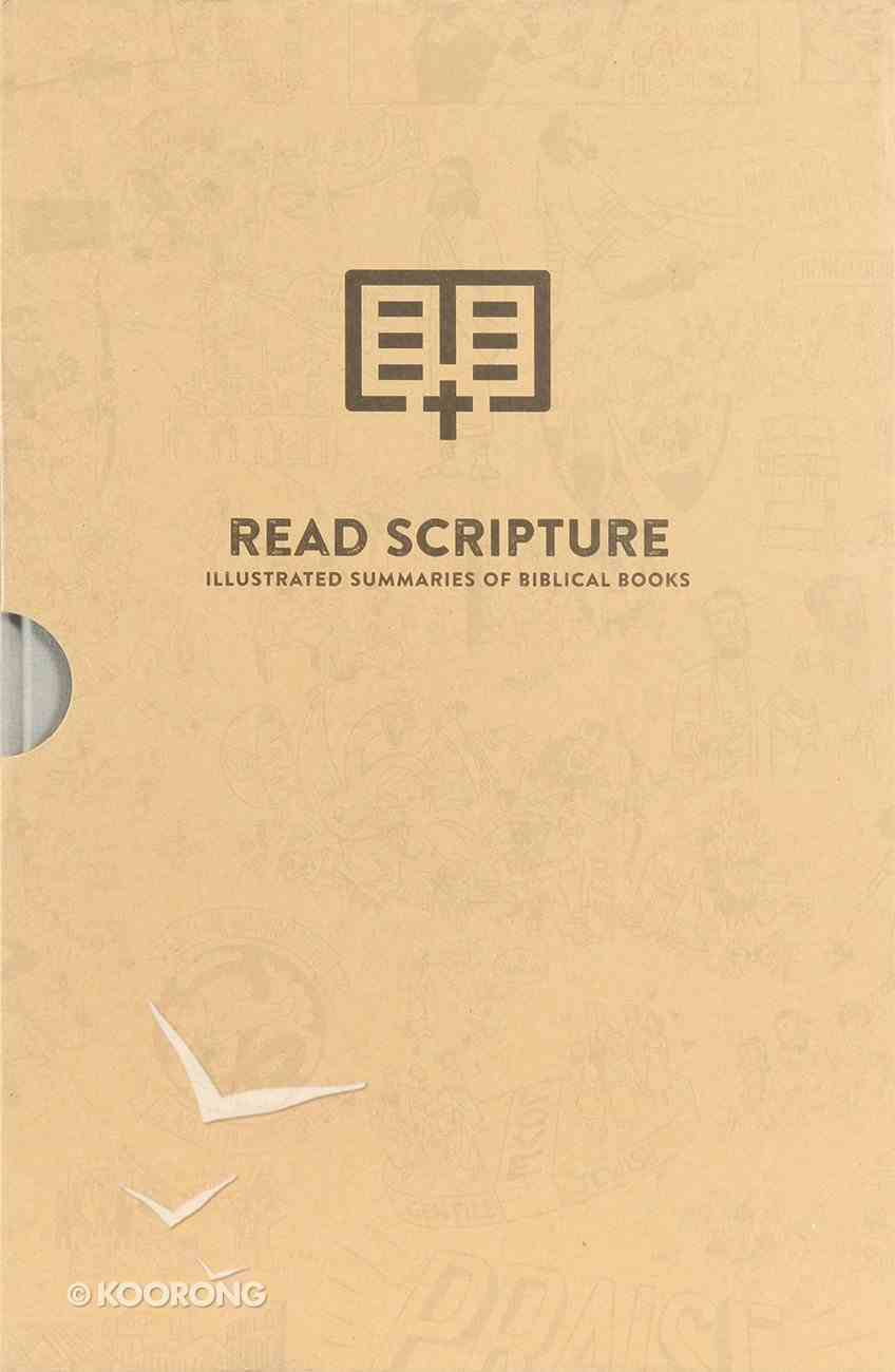 Read Scripture: Illustrated Summaries of Biblical Books Hardback