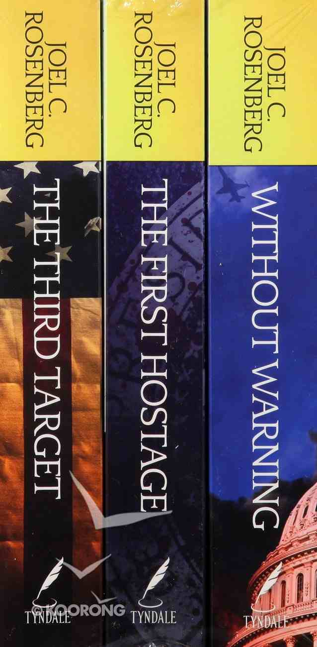 The Third Target / the First Hostage / Without Warning (J B Collins Series) Mass Market