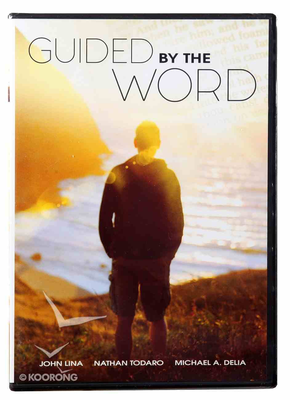 Guided By the Word DVD