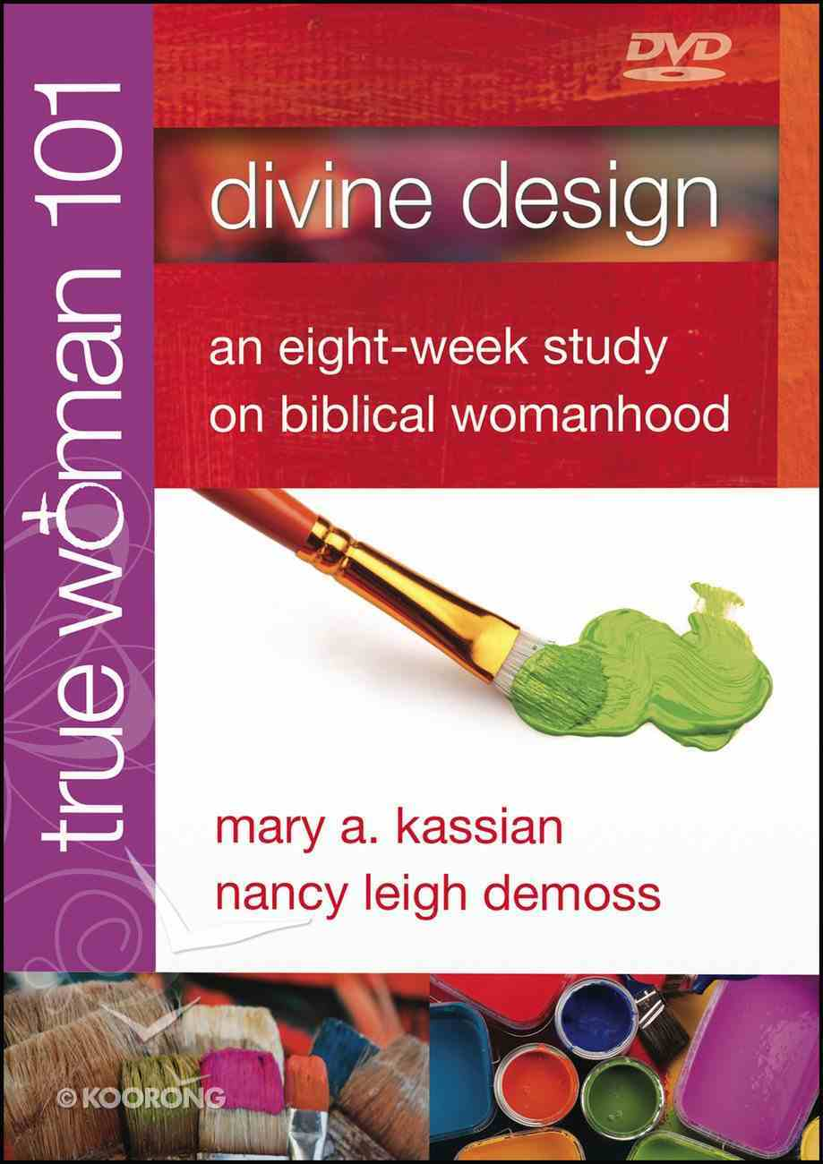 True Woman 101 8 Week Study: Interior Design - Ten Elements of Biblical Womanhood (True Woman) (Dvd) DVD